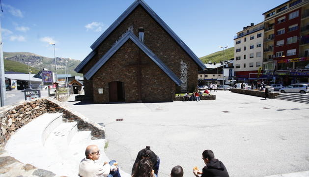La plaça de l'Església del Pas acollirà la festa.