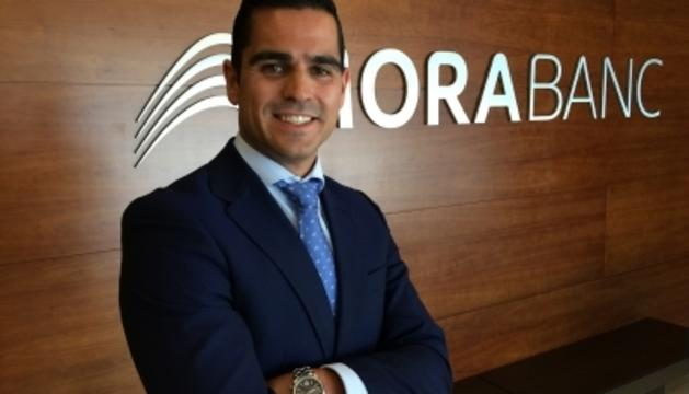 Juan Hernando, gestor de MoraBanc Asset Management
