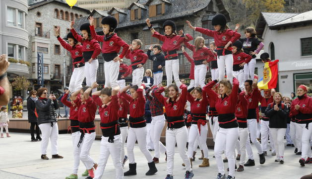 Els Castellers d'Andorra