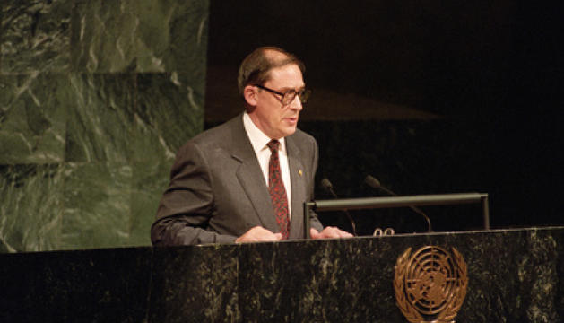 25 anys de l'entrada d'Andorra a les Nacions Unides