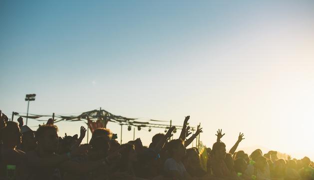 Imatge d'arxiu del festival The End of the World