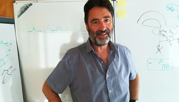 Francesc Zamora és el representant dels empresaris al consell d'administració de la CASS.