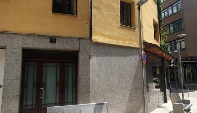 L'edifici on es van realitzar els dos robatoris.