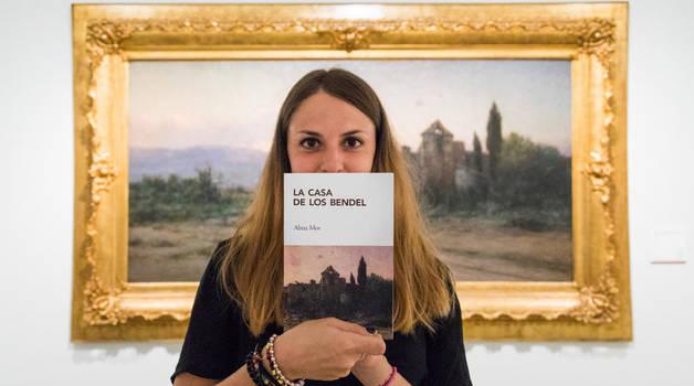 Mireia Moya presenta 'La casa dels Bendel'