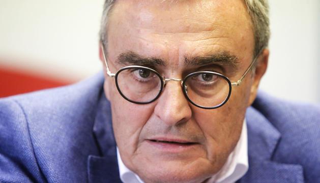 """""""Ajudaré a la vinculació entre Andorra i Europa"""""""