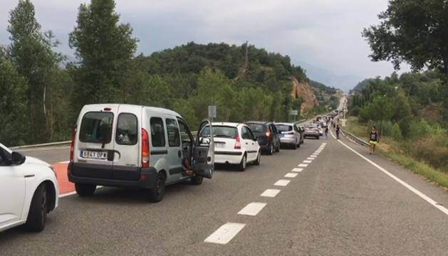 Tres andorrans ferits en un accident mortal