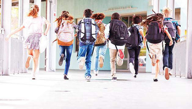 El material escolar dels estudiants costa entre 300 i 500 euros