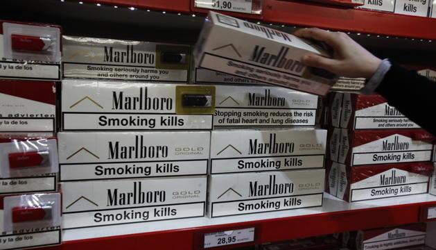 El tabac va pujar al juliol.