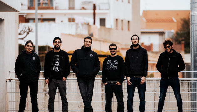 Hèctor Galan, Natxo Císcar, Panxo Sánchez, Arnau Giménez, Toni Fort, Marcos Úbeda