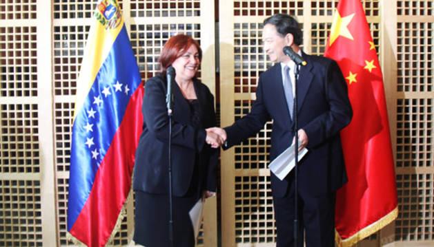 L'exambaixadora de Veneçuela a la Xina, Rocío del Valle Maneiro, és una de les persones incloses en la ordre internacional de detenció.