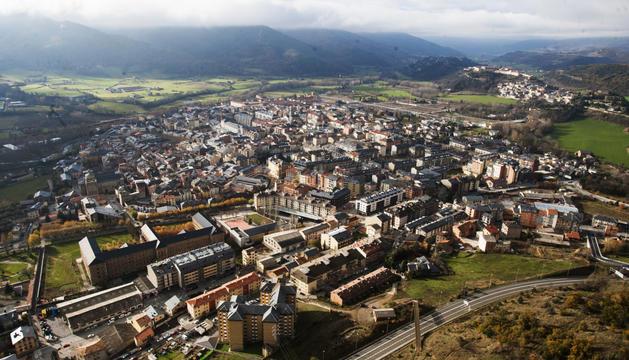 La demanda de pisos a la Seu provinent d'Andorra ha crescut fortament els últims temps.