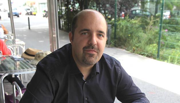 Gorka Aixàs, entrenador del BC Morabanc