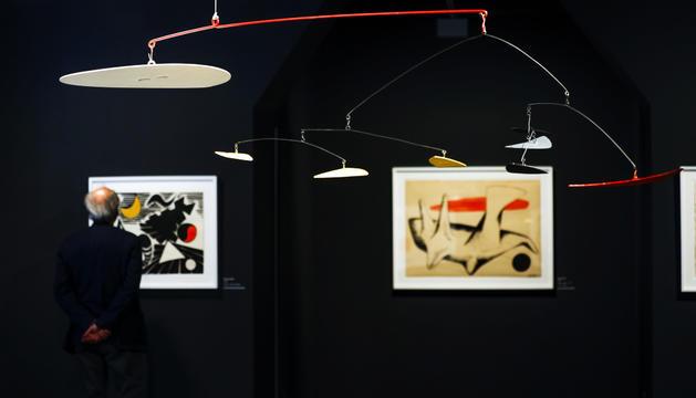 La mostra de Calder tanca portes