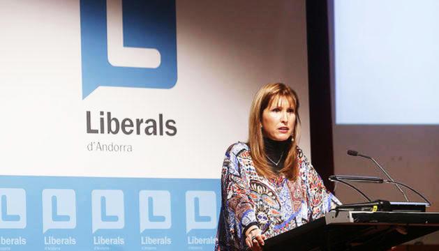 L'ex-vicepresidenta liberal França Riberaygua podria liderar el projecte escaldenc.