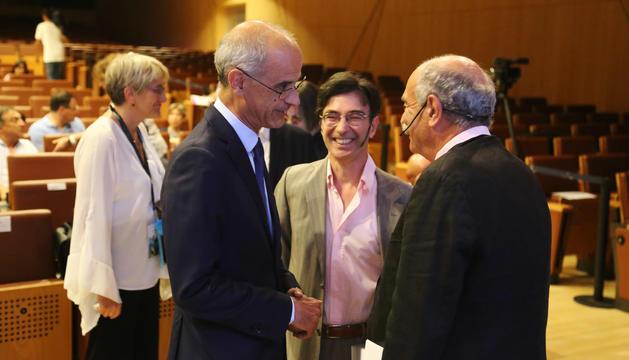 Toni Martí inaugura la Universitat d'Estiu
