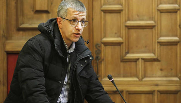 Josep Maria Altimir tornarà a la plaça que té al Govern.
