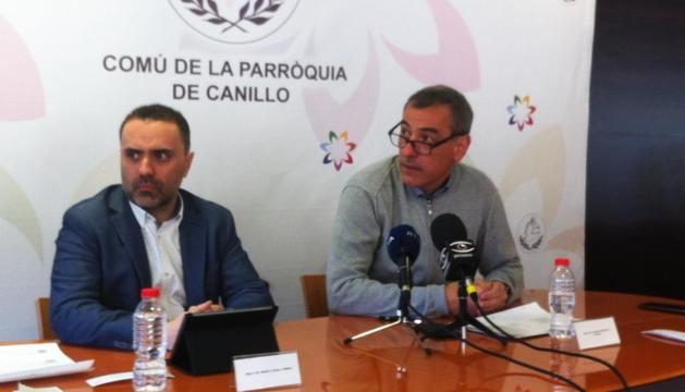 Marc Casal i David Palmitjavila.