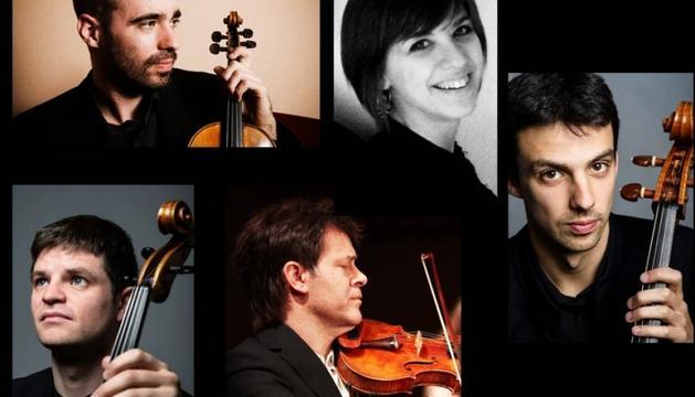 Kintet reinterpretarà obres de Mozart i Brahms.
