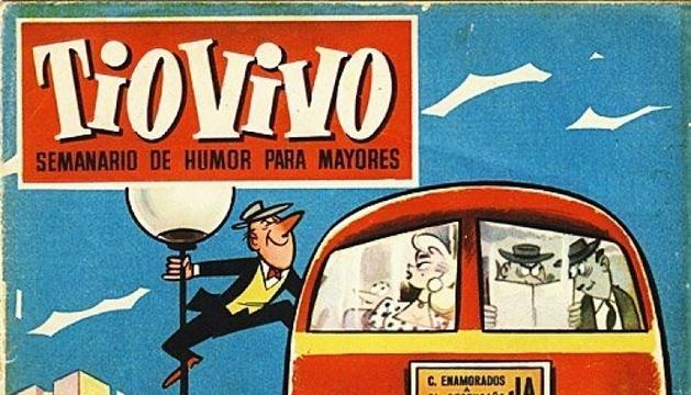 'Tío Vivo', al Museu del Còmic