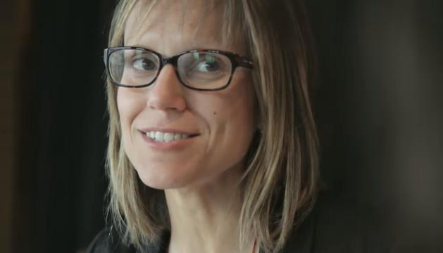 Berta Jiménez, dietista i nutricionista