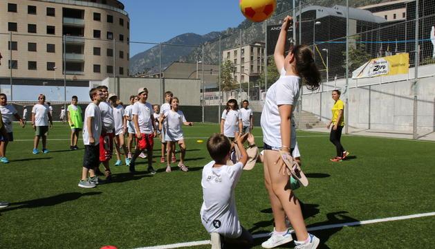 30a edició dels esports d'estiu d'Escaldes-Engordany