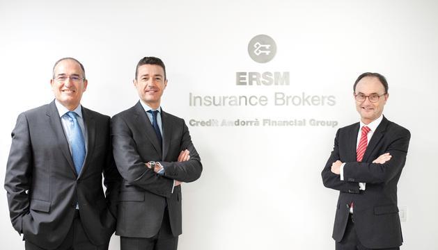 Crèdit Andorrà crea amb RSM la primera corredoria d'assegurances privada a Espanya