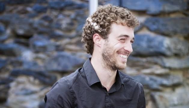 El músic David Font
