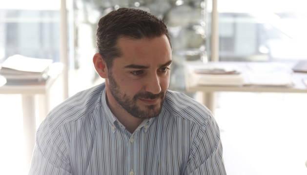 El conseller general de DA, Marc Ballestà.