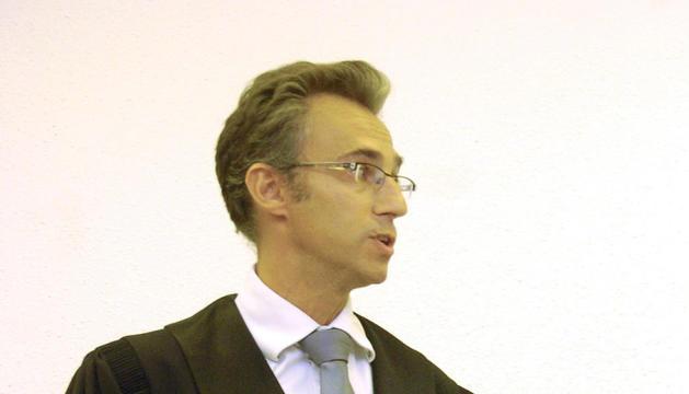 El jutge Pere Pastor Vilanova.