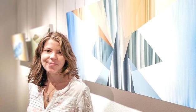 Vanda Drouin, artista