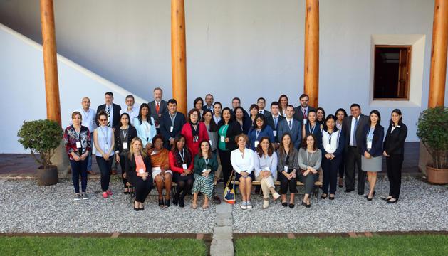 Andorra acollirà la reunió de la Riocc el 2019