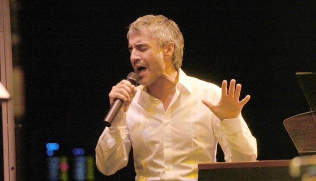 El sabadellenc, al concert al Prat del Roure del 2011.
