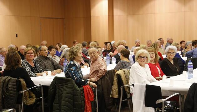 La Federació de Gent Gran ha celebrat una assemblea al Centre de Congressos