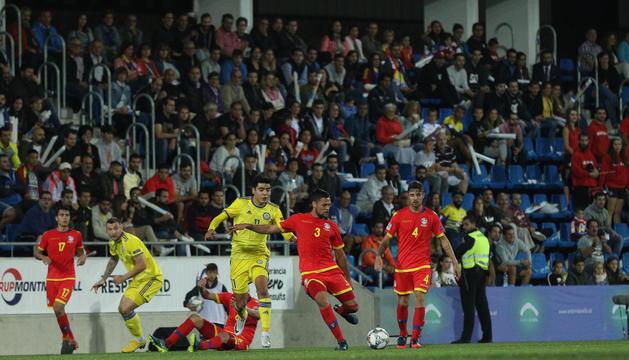 Últim partit de la selecció a casa de la Lliga de les Nacions