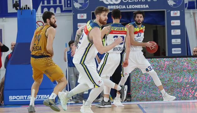 El MoraBanc Andorra va vèncer a Itàlia
