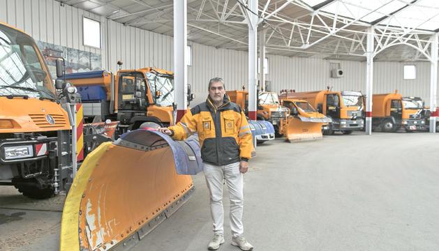 Jordi Garcia accepta sense complexes la tartamudesa i assegura que no li ha suposat problemes al món laboral