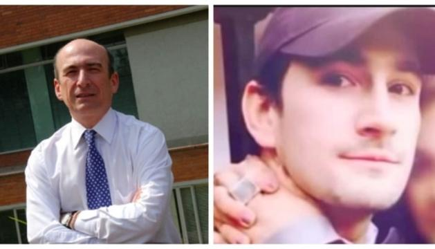 Jorge Enrique Pinzano i el seu fill Alejandro, han mort amb tres dies de diferència.