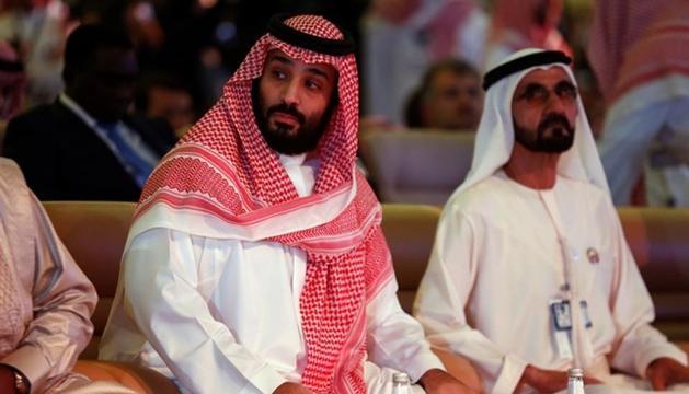 El príncep hereu saudita, Mohamed Bin Salmán.