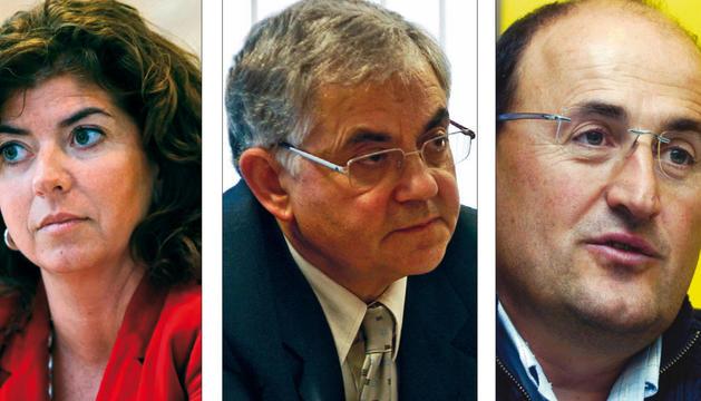 Montserrat Gil, Ramon Cereza i Miquel Font són tres dels imputats pel cas de les ambulàncies.