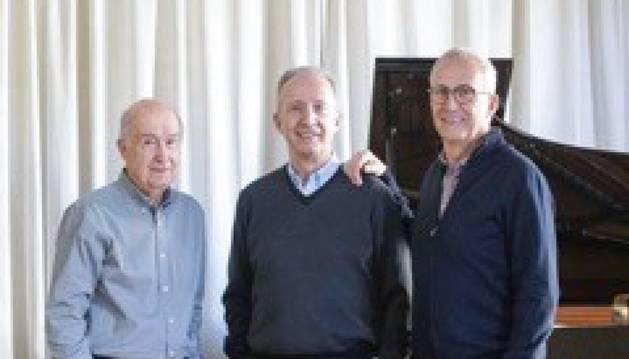 El Trio Barcelona de nou, a Canillo