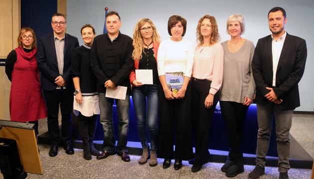 Entrega dels Premis Pirene a Govern