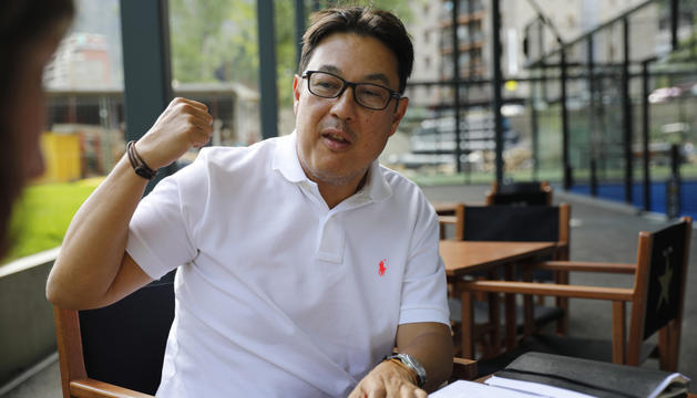 Miguel Lao va morir dissabte a la tarda a l'hospital.