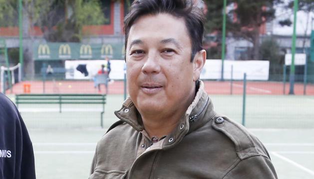 L'empresari Miguel Lao.