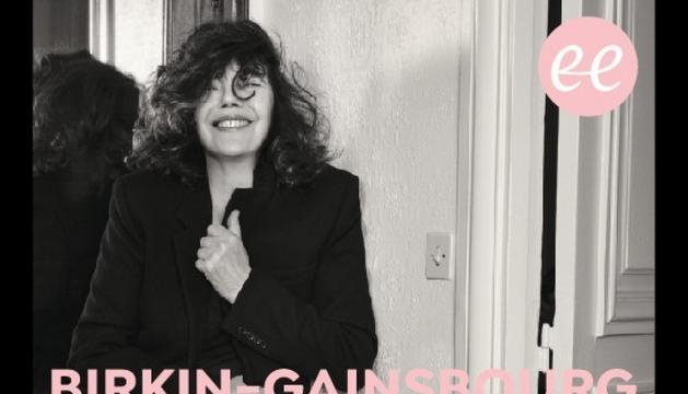 Jane Birkin homenatja Gainsbourg