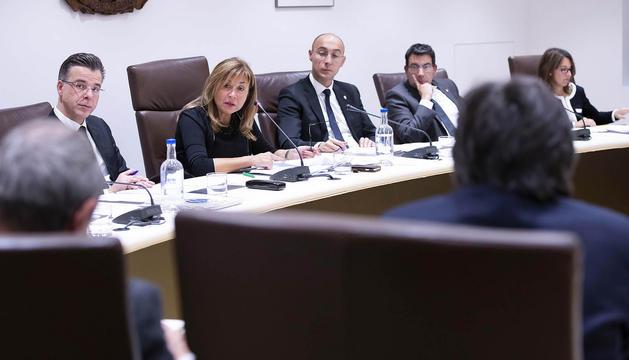 Sessió ordinaria de consell de comú d'Andorra la Vella