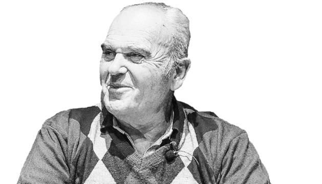 Simó Duró, president de la Federació d'Associacions de gent gran