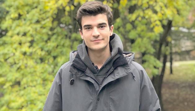 Pablo Gironés Led, estudiant d'ADE i Dret a ESADE