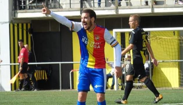 Cristian Martínez, 'Kiki'.