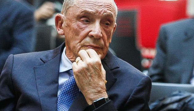 Òscar Ribas ha rebut l'homenatge d'exsíndics i ex-consellers generals.