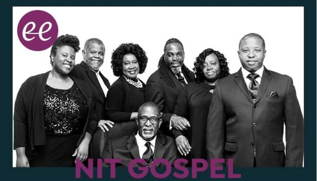 Charleston Gospel Voices en concert